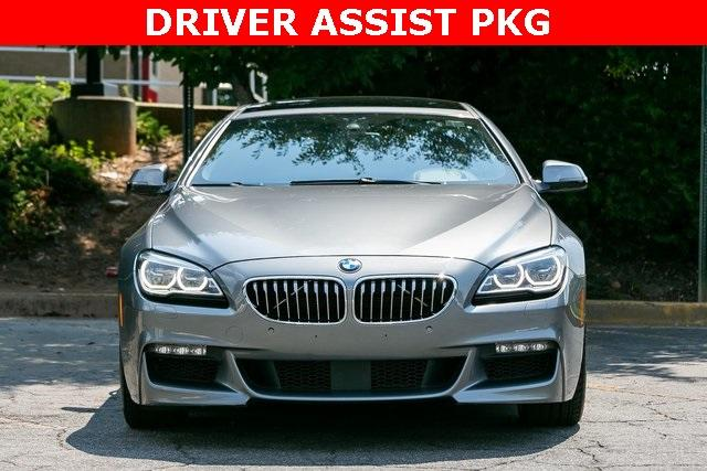 Used 2016 BMW 6 Series 640i Gran Coupe for sale Sold at Gravity Autos Atlanta in Chamblee GA 30341 2