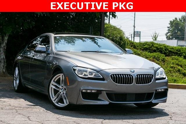 Used 2016 BMW 6 Series 640i Gran Coupe for sale Sold at Gravity Autos Atlanta in Chamblee GA 30341 3