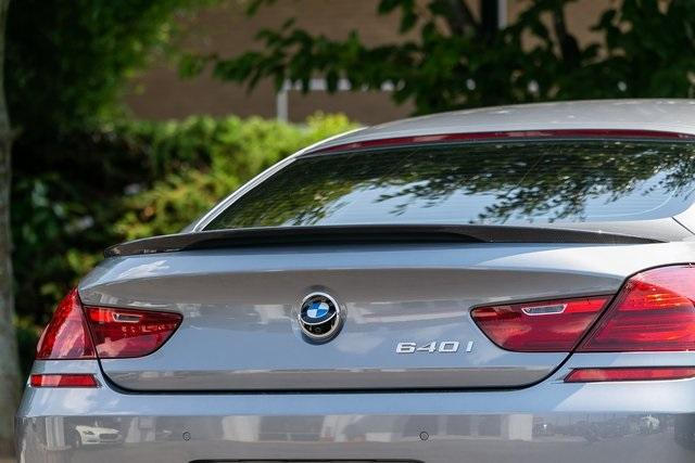Used 2016 BMW 6 Series 640i Gran Coupe for sale Sold at Gravity Autos Atlanta in Chamblee GA 30341 44