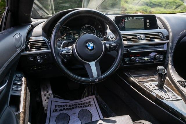 Used 2016 BMW 6 Series 640i Gran Coupe for sale Sold at Gravity Autos Atlanta in Chamblee GA 30341 5