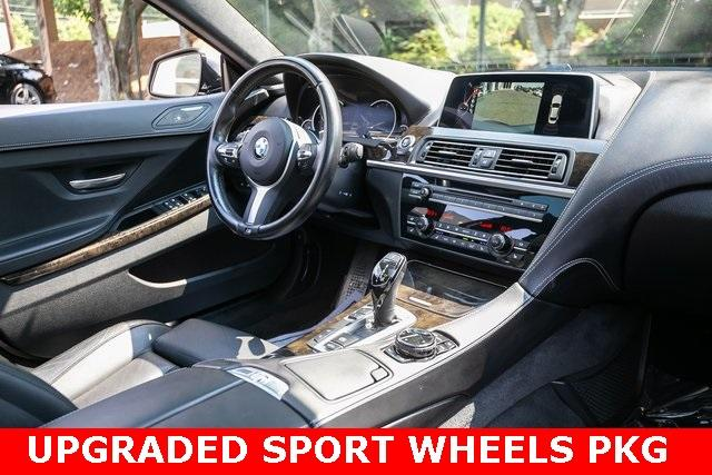 Used 2016 BMW 6 Series 640i Gran Coupe for sale Sold at Gravity Autos Atlanta in Chamblee GA 30341 7
