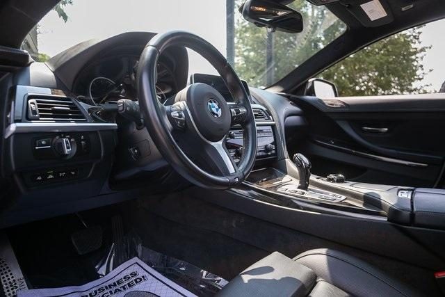 Used 2016 BMW 6 Series 640i Gran Coupe for sale Sold at Gravity Autos Atlanta in Chamblee GA 30341 8