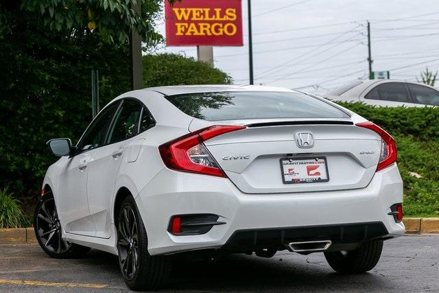Used 2020 Honda Civic Sport for sale Sold at Gravity Autos Atlanta in Chamblee GA 30341 29
