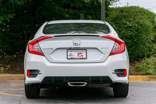 Used 2020 Honda Civic Sport for sale Sold at Gravity Autos Atlanta in Chamblee GA 30341 30