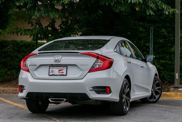 Used 2020 Honda Civic Sport for sale Sold at Gravity Autos Atlanta in Chamblee GA 30341 32