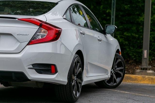 Used 2020 Honda Civic Sport for sale Sold at Gravity Autos Atlanta in Chamblee GA 30341 33