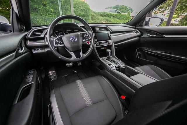 Used 2020 Honda Civic Sport for sale Sold at Gravity Autos Atlanta in Chamblee GA 30341 4