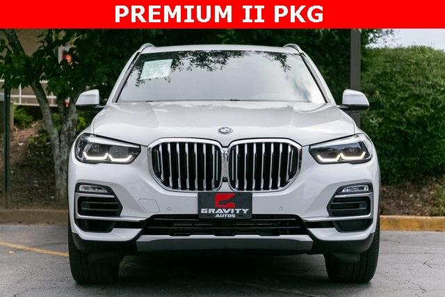 Used 2019 BMW X5 xDrive40i for sale $51,595 at Gravity Autos Atlanta in Chamblee GA 30341 2