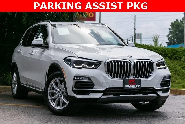 Used 2019 BMW X5 xDrive40i for sale $51,595 at Gravity Autos Atlanta in Chamblee GA 30341 3