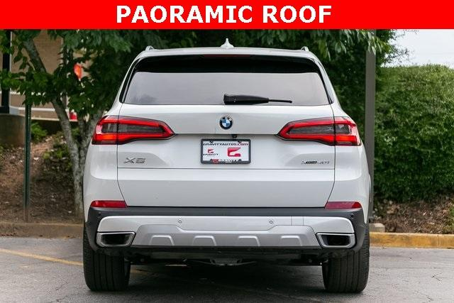Used 2019 BMW X5 xDrive40i for sale $51,595 at Gravity Autos Atlanta in Chamblee GA 30341 47