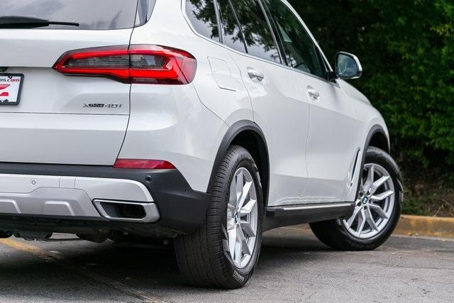 Used 2019 BMW X5 xDrive40i for sale $51,595 at Gravity Autos Atlanta in Chamblee GA 30341 50