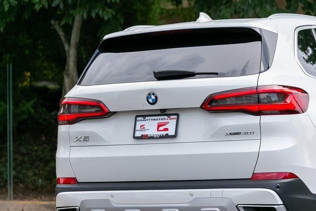 Used 2019 BMW X5 xDrive40i for sale $51,595 at Gravity Autos Atlanta in Chamblee GA 30341 51