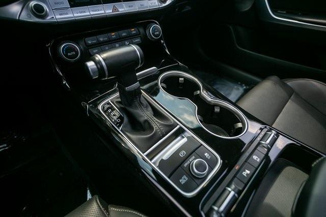 Used 2018 Kia Stinger Premium for sale Sold at Gravity Autos Atlanta in Chamblee GA 30341 18