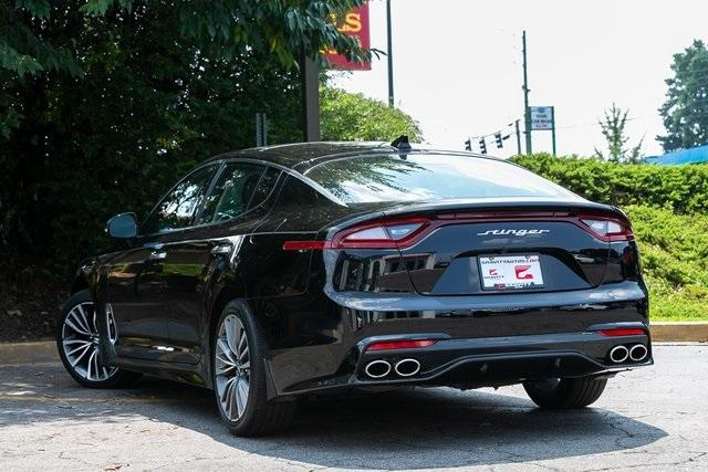 Used 2018 Kia Stinger Premium for sale Sold at Gravity Autos Atlanta in Chamblee GA 30341 38