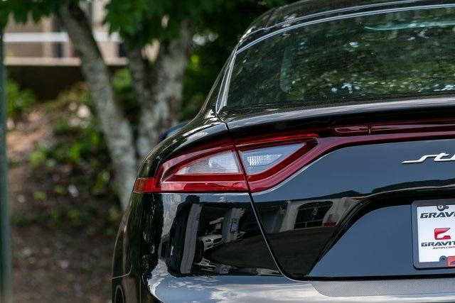 Used 2018 Kia Stinger Premium for sale Sold at Gravity Autos Atlanta in Chamblee GA 30341 40