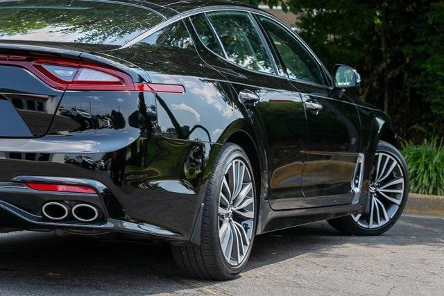 Used 2018 Kia Stinger Premium for sale Sold at Gravity Autos Atlanta in Chamblee GA 30341 42