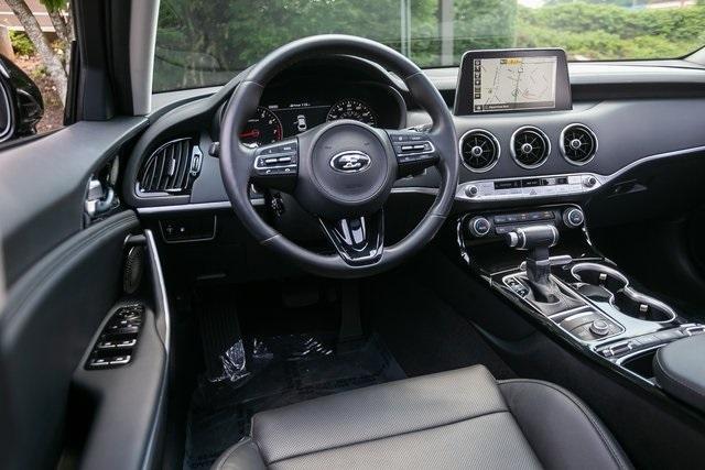Used 2018 Kia Stinger Premium for sale Sold at Gravity Autos Atlanta in Chamblee GA 30341 5