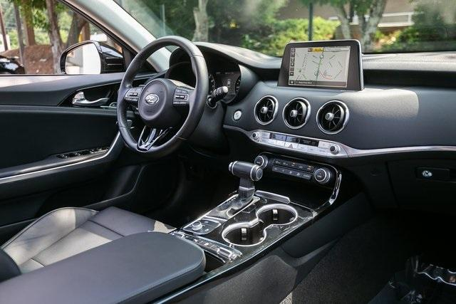 Used 2018 Kia Stinger Premium for sale Sold at Gravity Autos Atlanta in Chamblee GA 30341 7