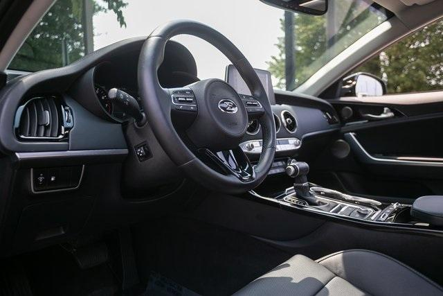 Used 2018 Kia Stinger Premium for sale Sold at Gravity Autos Atlanta in Chamblee GA 30341 8