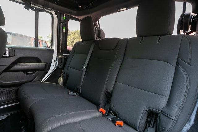 Used 2018 Jeep Wrangler Unlimited Sahara for sale $44,495 at Gravity Autos Atlanta in Chamblee GA 30341 32