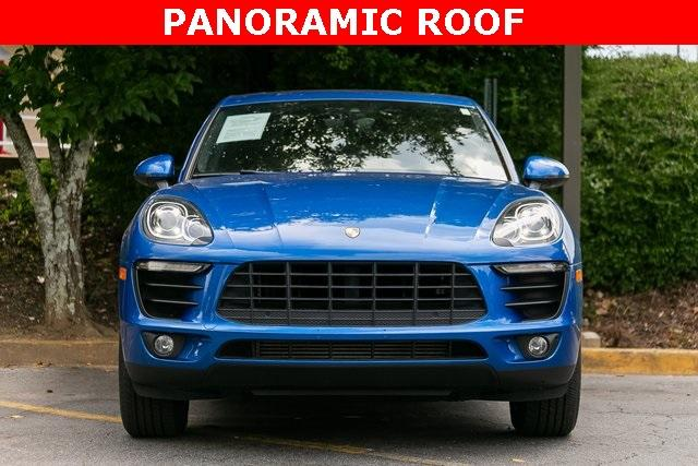 Used 2018 Porsche Macan Base for sale $42,245 at Gravity Autos Atlanta in Chamblee GA 30341 2