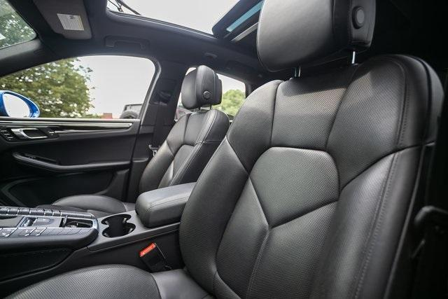 Used 2018 Porsche Macan Base for sale $42,245 at Gravity Autos Atlanta in Chamblee GA 30341 35