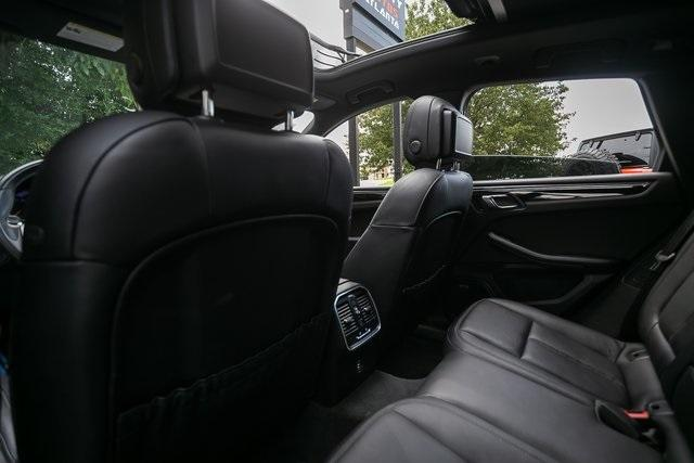 Used 2018 Porsche Macan Base for sale $42,245 at Gravity Autos Atlanta in Chamblee GA 30341 38
