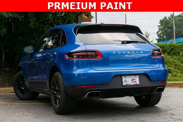 Used 2018 Porsche Macan Base for sale $42,245 at Gravity Autos Atlanta in Chamblee GA 30341 42