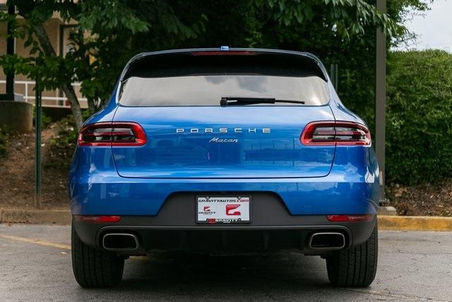 Used 2018 Porsche Macan Base for sale $42,245 at Gravity Autos Atlanta in Chamblee GA 30341 43