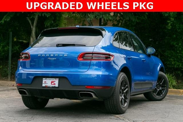 Used 2018 Porsche Macan Base for sale $42,245 at Gravity Autos Atlanta in Chamblee GA 30341 45