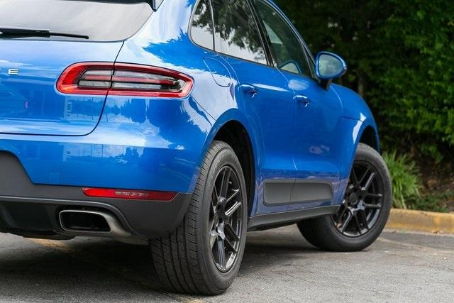 Used 2018 Porsche Macan Base for sale $42,245 at Gravity Autos Atlanta in Chamblee GA 30341 46
