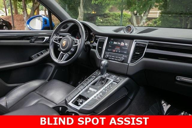 Used 2018 Porsche Macan Base for sale $42,245 at Gravity Autos Atlanta in Chamblee GA 30341 7