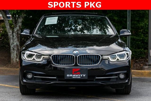 Used 2018 BMW 3 Series 330e iPerformance for sale $27,495 at Gravity Autos Atlanta in Chamblee GA 30341 2