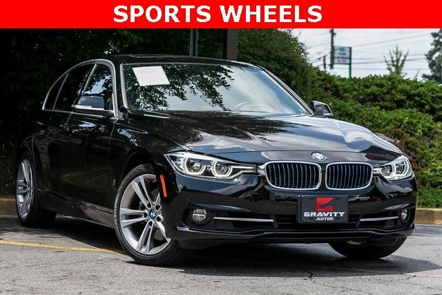 Used 2018 BMW 3 Series 330e iPerformance for sale $27,495 at Gravity Autos Atlanta in Chamblee GA 30341 3