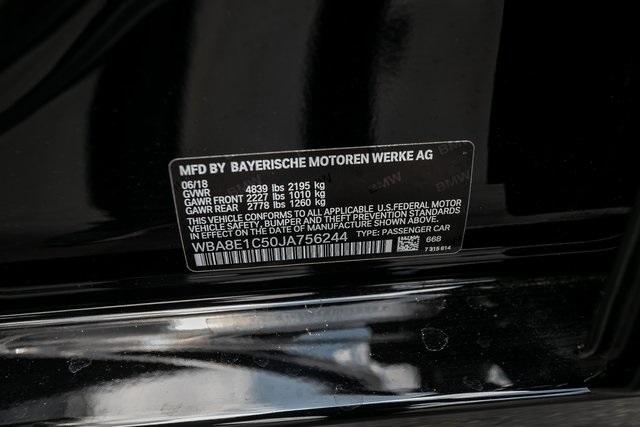Used 2018 BMW 3 Series 330e iPerformance for sale $27,495 at Gravity Autos Atlanta in Chamblee GA 30341 30