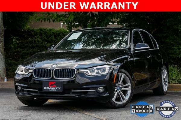 Used Used 2018 BMW 3 Series 330e iPerformance for sale $27,495 at Gravity Autos Atlanta in Chamblee GA