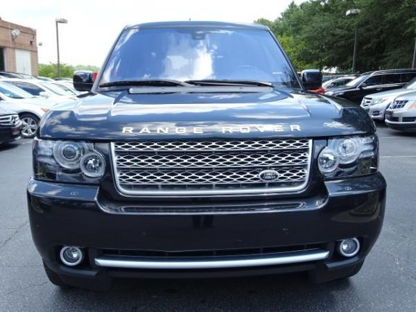 Used 2012 Land Rover Range Rover SC for sale Sold at Gravity Autos in Roswell GA 30076 2