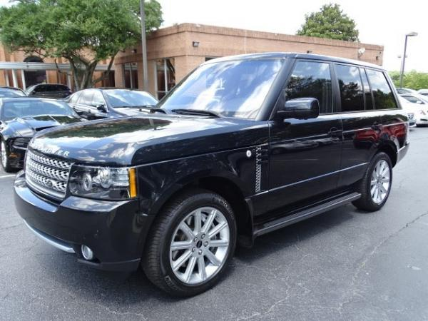 Used 2012 Land Rover Range Rover SC for sale Sold at Gravity Autos in Roswell GA 30076 3
