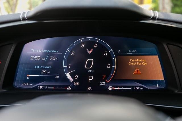 Used 2021 Chevrolet Corvette Stingray for sale $92,495 at Gravity Autos Atlanta in Chamblee GA 30341 17