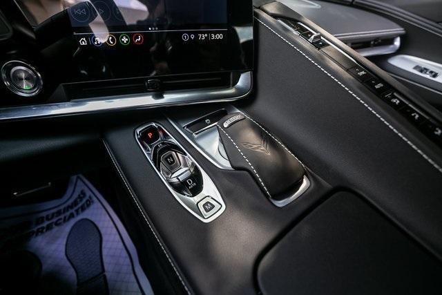 Used 2021 Chevrolet Corvette Stingray for sale $92,495 at Gravity Autos Atlanta in Chamblee GA 30341 19