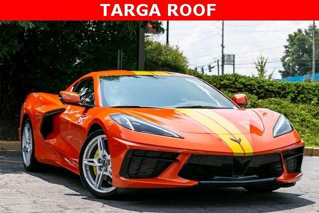 Used 2021 Chevrolet Corvette Stingray for sale $92,495 at Gravity Autos Atlanta in Chamblee GA 30341 3