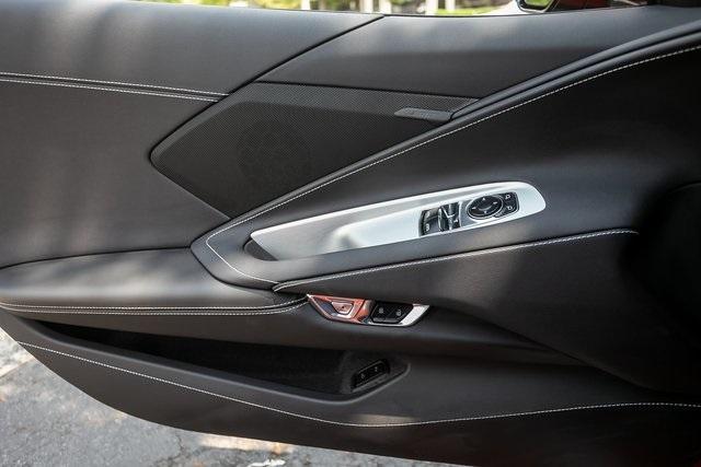 Used 2021 Chevrolet Corvette Stingray for sale $92,495 at Gravity Autos Atlanta in Chamblee GA 30341 30