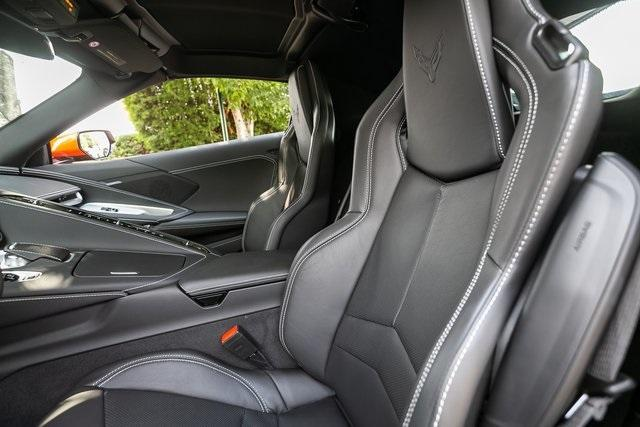 Used 2021 Chevrolet Corvette Stingray for sale $92,495 at Gravity Autos Atlanta in Chamblee GA 30341 37