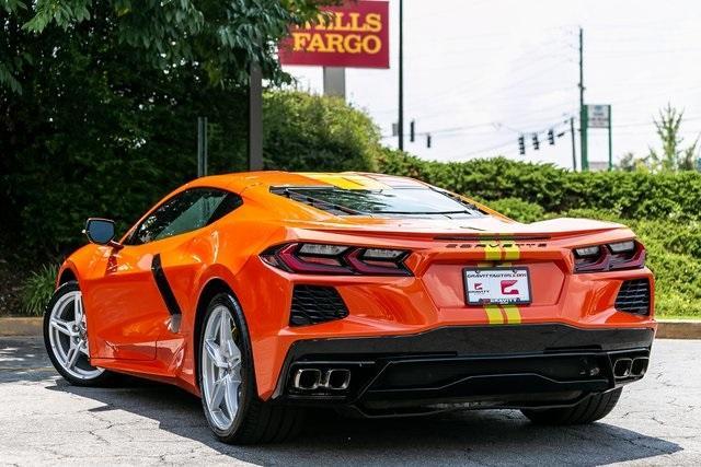 Used 2021 Chevrolet Corvette Stingray for sale $92,495 at Gravity Autos Atlanta in Chamblee GA 30341 39