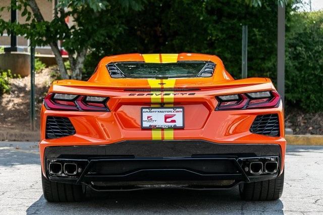 Used 2021 Chevrolet Corvette Stingray for sale $92,495 at Gravity Autos Atlanta in Chamblee GA 30341 40