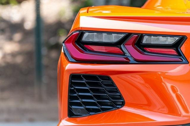 Used 2021 Chevrolet Corvette Stingray for sale $92,495 at Gravity Autos Atlanta in Chamblee GA 30341 41