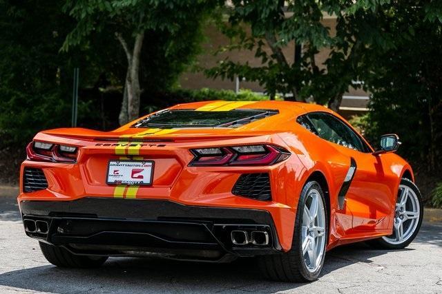 Used 2021 Chevrolet Corvette Stingray for sale $92,495 at Gravity Autos Atlanta in Chamblee GA 30341 42