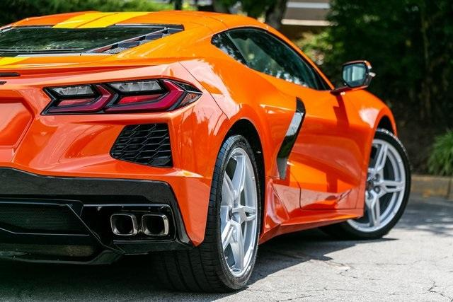 Used 2021 Chevrolet Corvette Stingray for sale $92,495 at Gravity Autos Atlanta in Chamblee GA 30341 43
