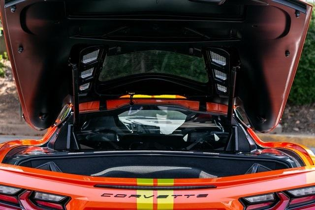 Used 2021 Chevrolet Corvette Stingray for sale $92,495 at Gravity Autos Atlanta in Chamblee GA 30341 45