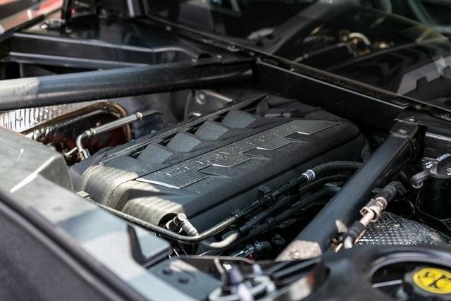 Used 2021 Chevrolet Corvette Stingray for sale $92,495 at Gravity Autos Atlanta in Chamblee GA 30341 46